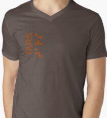 TARS Logo - Interstellar Men's V-Neck T-Shirt