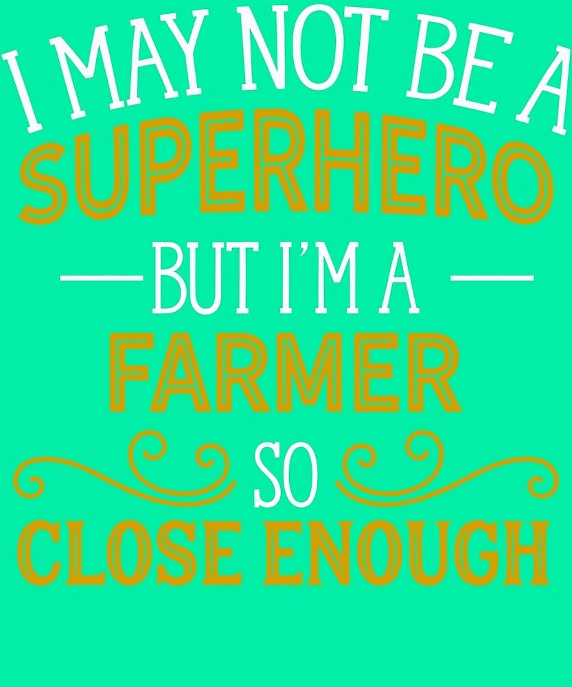 Superhero But Farmer  by AlwaysAwesome