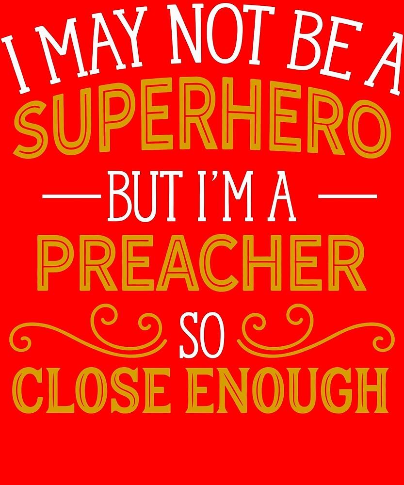Superhero But Preacher by AlwaysAwesome
