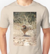 Chukar Partridge Unisex T-Shirt