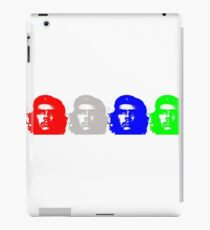 Che Quadriptych  iPad Case/Skin