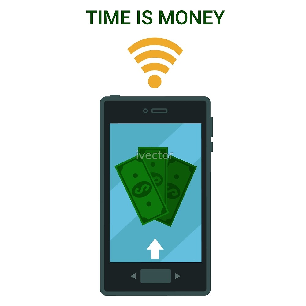 Mobile Payments or Mobile Banking. Electronic Money by ivector