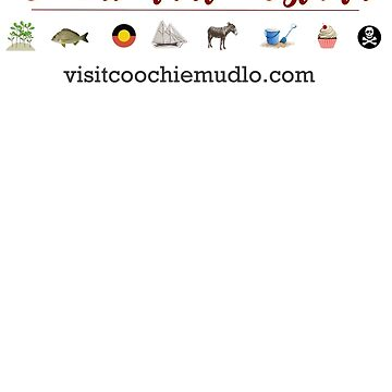 Visit Coochiemudlo - icons by coochiemudlo