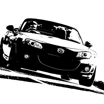 MX5 Cornering by supersnapper