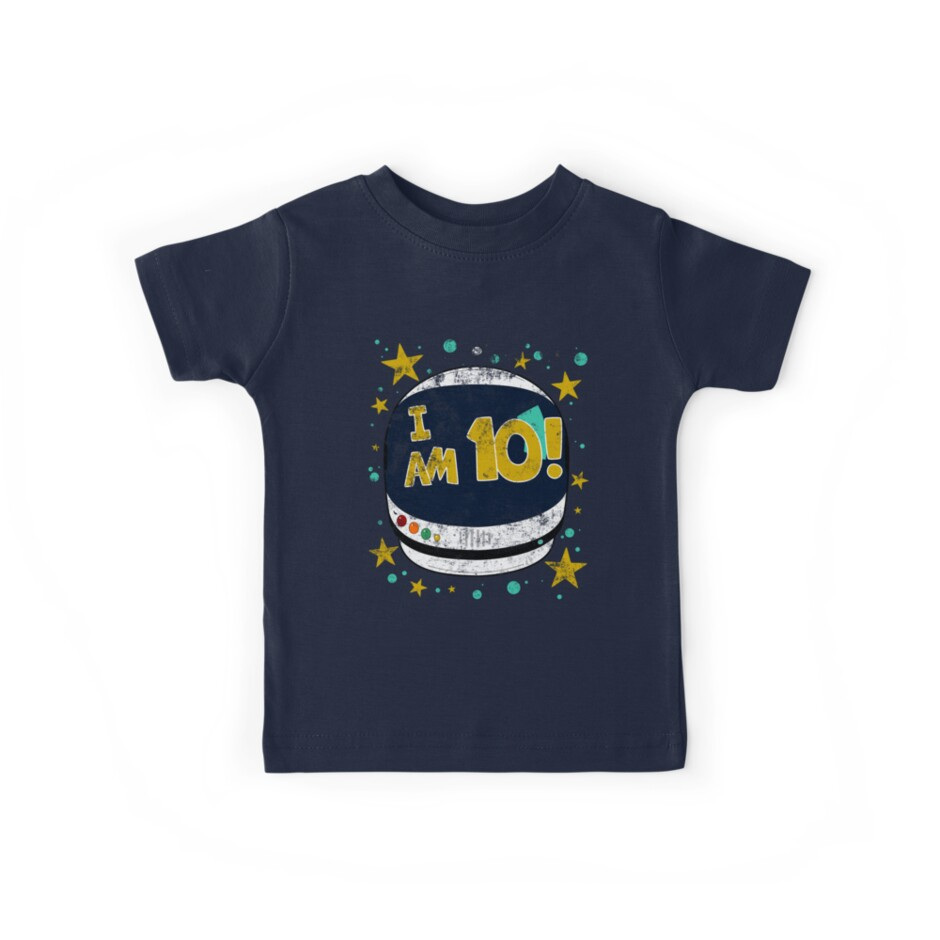 Astronaut 10th Birthday Party by superpartytees