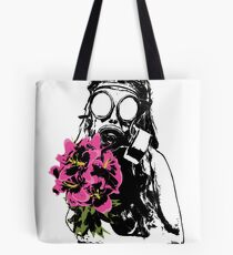Beautifully Toxic Graphic T-Shirt Tote Bag