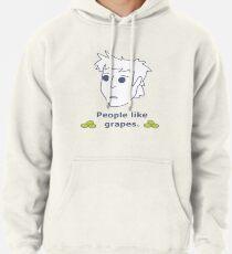Gavin Free - People Like Grapes Pullover Hoodie