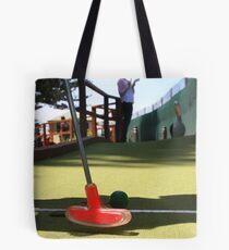 Mini Golf Tote Bag