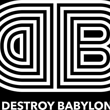 Destroy Babylon Disillusion by marcbeaudette