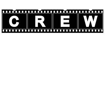 Movie Production Film Crew (Light) by darkesknight