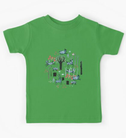 Frosted Forest Kids Clothes