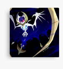 Pokemon: Lunala Canvas Print