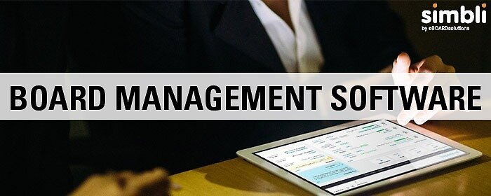 Board management software by eboardsolutions