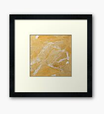 The Thousand Year Draught Framed Print