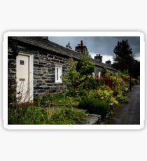 Pitlochry Cottages Sticker