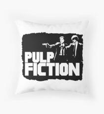 So pulp Throw Pillow
