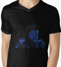 The Weeknd - Starboy Mens V-Neck T-Shirt