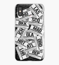 I've been everywhere, man... iPhone Case