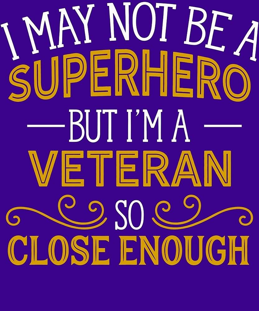 Superhero But Veteran  by AlwaysAwesome