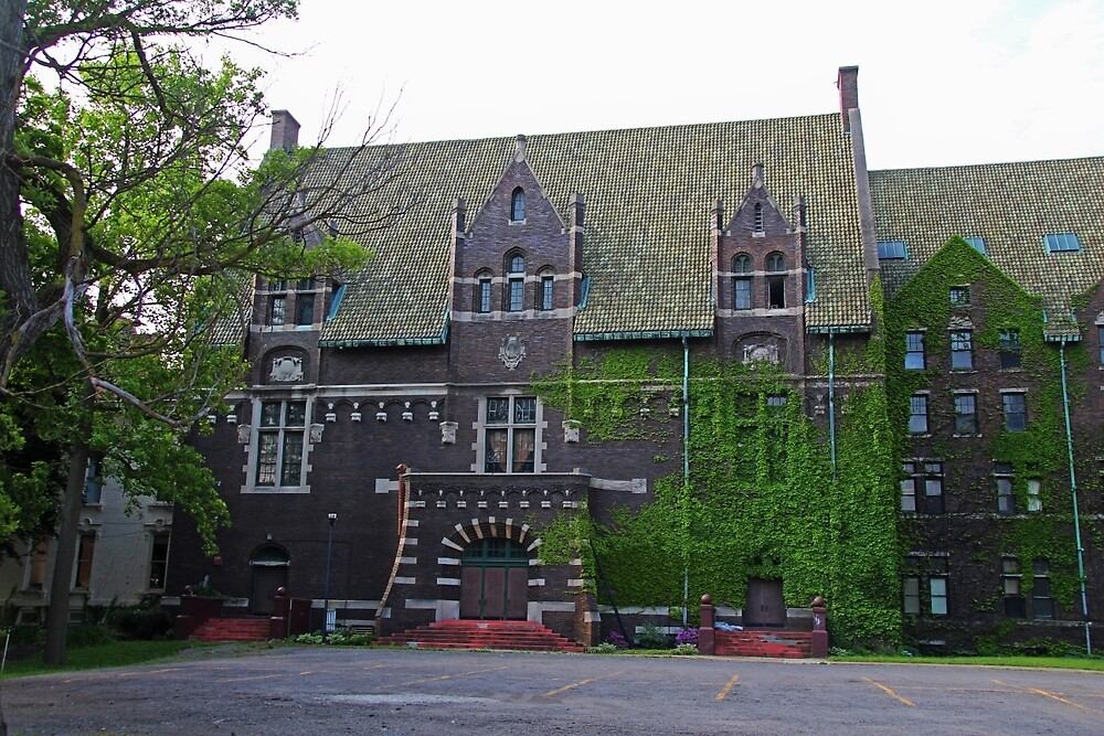 Old West End Mary Manse College Auditorium aka Lois Nelson Theater I by Michiale