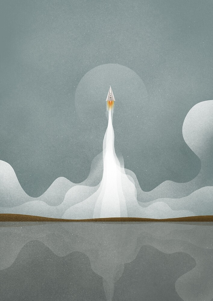 Space Elevator by hairyarmcollect
