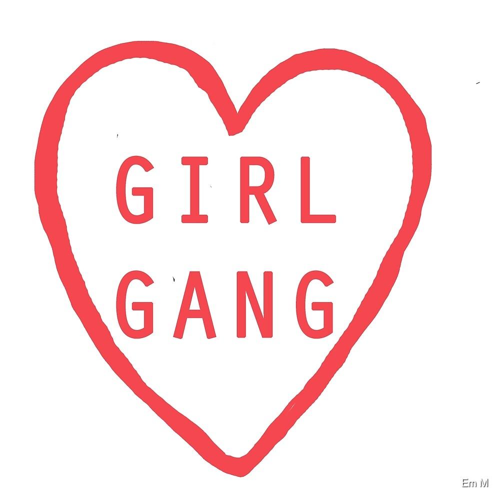 GIRL GANG by killthespare89