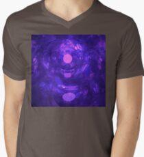 Pink Pearl Dream Mens V-Neck T-Shirt