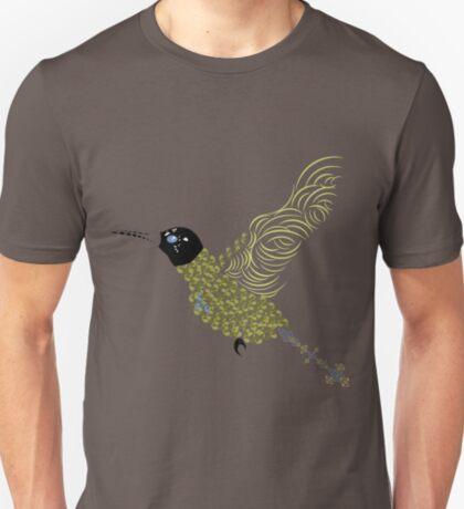 Abstract Hummingbird T-Shirt