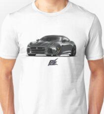 naquash design jaguar ftype svr  T-Shirt