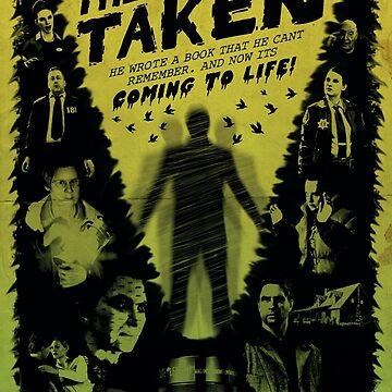 Alan Wake in The Taken by SamandFaz