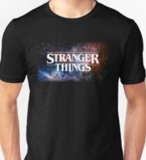 Stranger Things galaxy T-Shirt