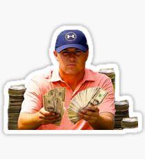 Jordan Spieth PGA TOUR Sticker
