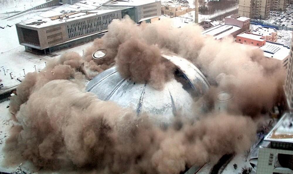demolished building #1 by demolishdreams