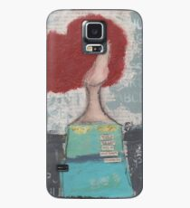 Trusting with her heart Case/Skin for Samsung Galaxy
