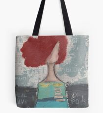 Trusting with her heart Tote Bag
