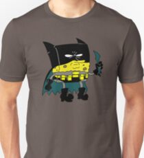 Bat-Sponge Dork Knight Edition T-Shirt