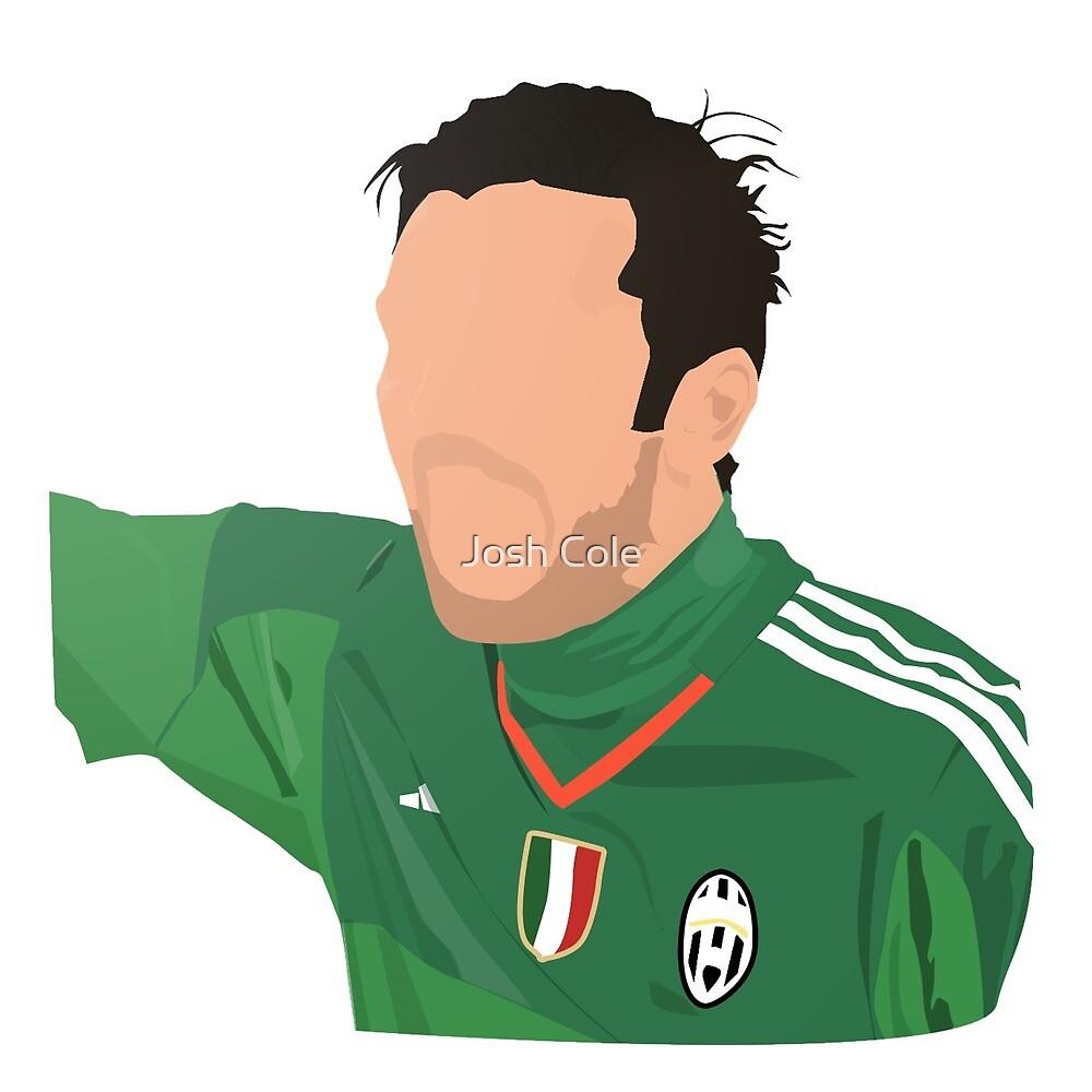 Gianluigi Buffon by jcoledzn