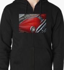 1954 Pontiac Zipped Hoodie
