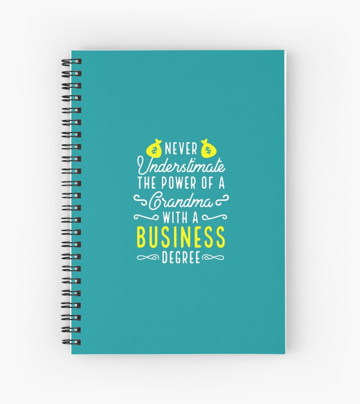 Never Underestimate A Grandma With A Business Degree by AlwaysAwesome