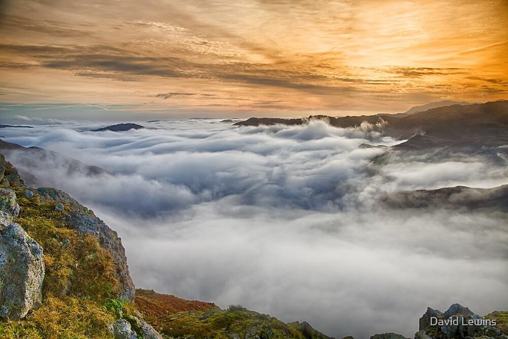 Grasmere, Cumbria by David Lewins