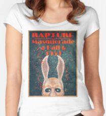 Bioshock - Masquerade ball 1959 Women's Fitted Scoop T-Shirt