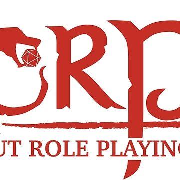 RED Logo RORPG by RORPG