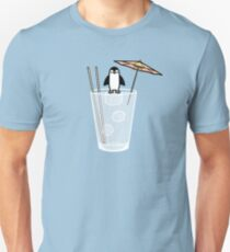 Penguin on the rocks T-Shirt