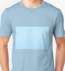 Blue creased cardboard texture  T-Shirt
