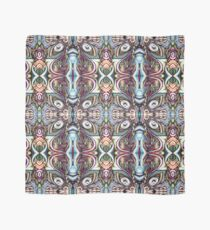 Psychedelic Pattern of  Ride The Wave Biro Drawing Scarf