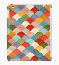 yarn hill dollops summer iPad Case/Skin