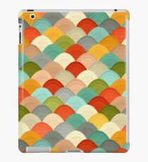 yarn hill dollops iPad Case/Skin