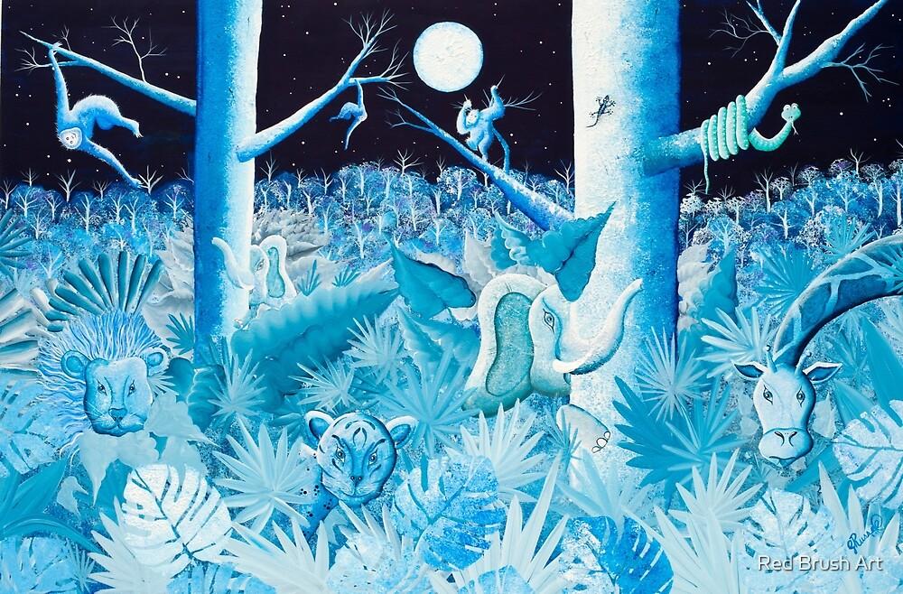 Night Time Safari by Glenn Russell Creations