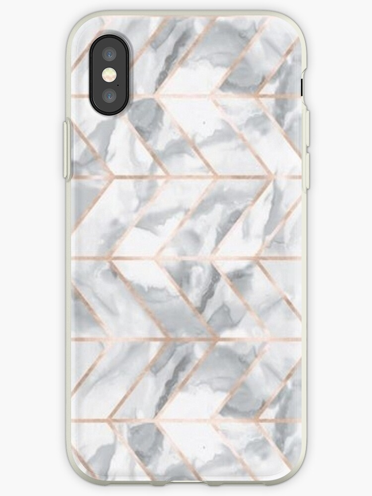 Marble rose gold by SummersCreek