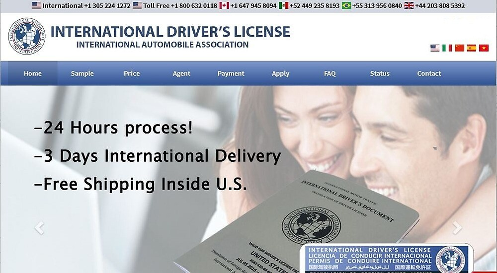 How to Apply For International Driver's License in Florida by internationalpe